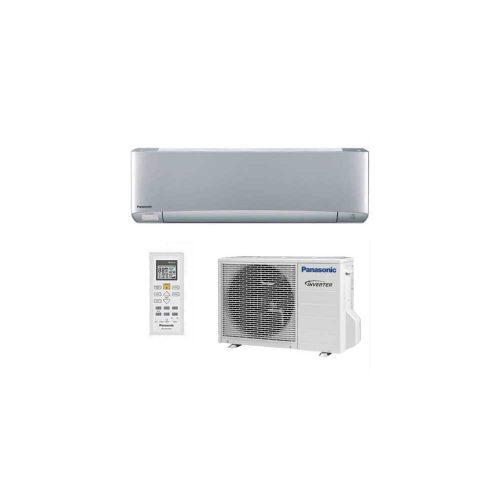 Panasonic Etherea KIT-XZ35-TKE Inverteres Oldalfali Split Klíma Ezüst