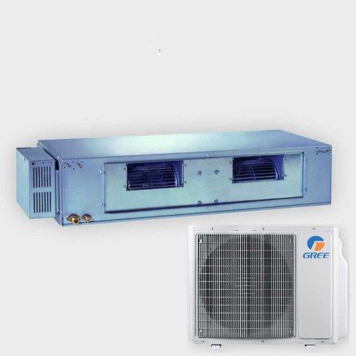 Gree UM GUD125PHS/A-T Légcsatornás Inverter Klíma
