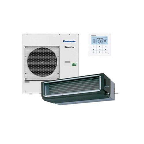 Panasonic KIT‐100PF1Z8 Standard PACi Inverteres Légcsatornázható