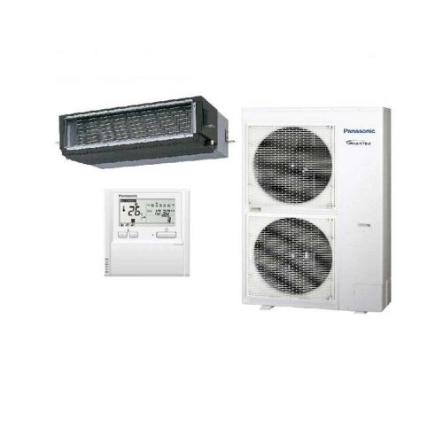 Panasonic-KIT‐100PF1ZH8-Inverteres-Legcsatornazhato-Klima.