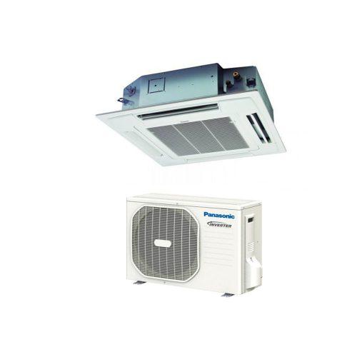 Panasonic KIT‐100PU2Z8 PACi Inverteres Álmennyezeti Kazettás Klíma