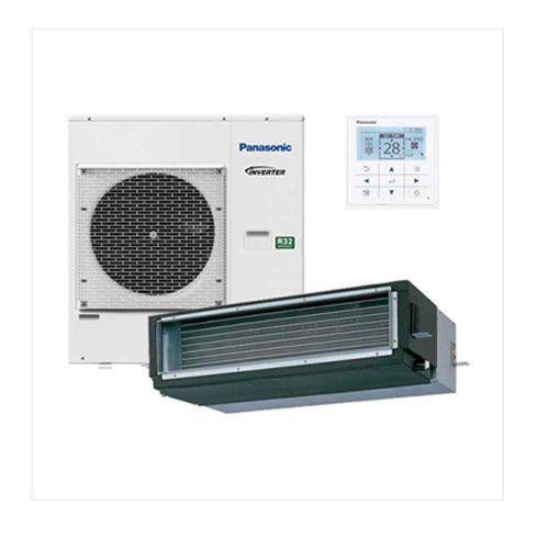 Panasonic KIT‐125PN1Z8 PACi Inverteres Légcsatornázható Klíma