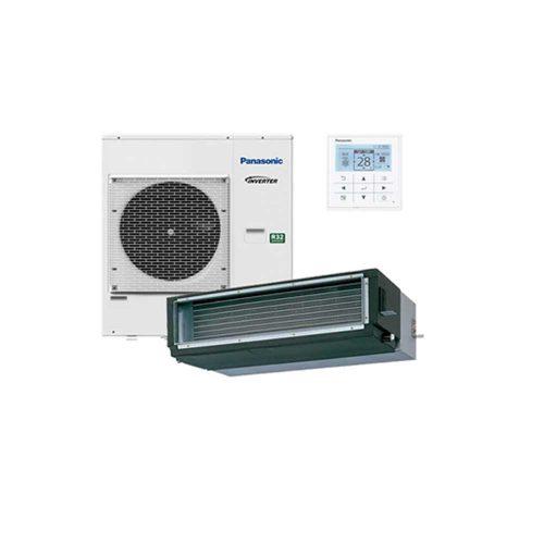 Panasonic KIT‐140PF1Z5 PACi Inverteres Légcstornázható Klíma