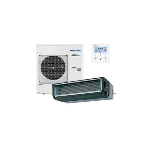 Panasonic KIT‐140PN1Z8 Inverteres Légcsatornázható Klíma