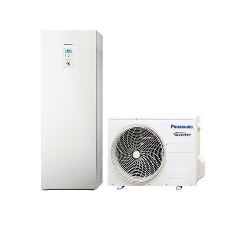Panasonic KIT‐ADC16HE5 Aquarea Hűtő-Fűtő Hőszivattyú