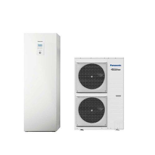 Panasonic KIT‐AXC09HE5 Aquarea T-CAP Hőszivattyú