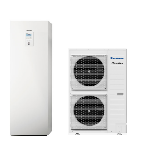 Panasonic KIT‐AXC12HE5 Aquarea T-Cap Split Fűtő-Hűtő Hőszivattyú