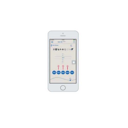 Tekno Point WI-FI SKY WI-FI Modul Okostelefon Alkalmazással