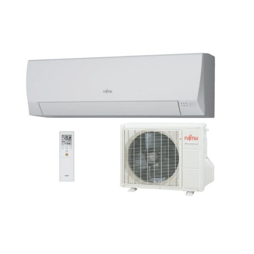 Fujitsu ECO ASYG 24 KLCA / AOYG 24 KLTA Oldalfali Split Klíma